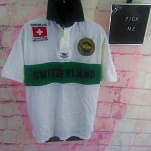 Polo Ralph Lauren NWT Mercer Club Rugby Shirt L